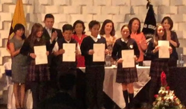 Entrega de Certificaciones Cambridge Young Learners